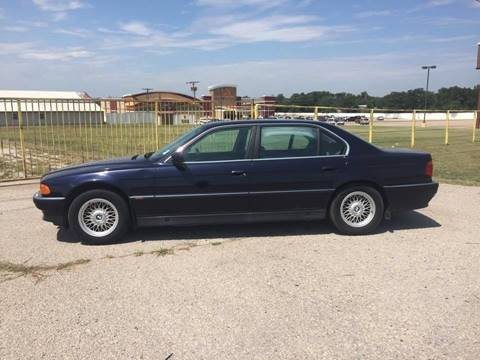 1998 BMW 7 Series for sale in Duncan, OK
