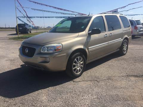 2006 Buick Terraza for sale in Duncan, OK