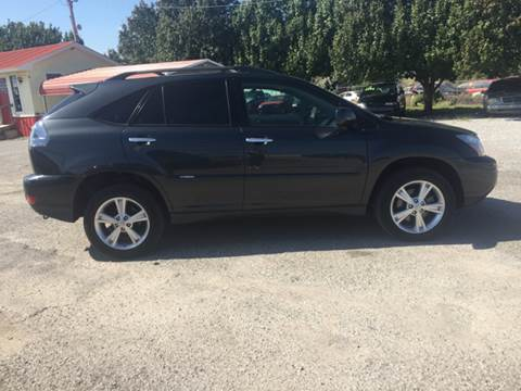 2008 Lexus RX 400h for sale in Duncan, OK