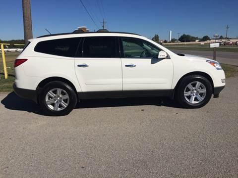 2011 Chevrolet Traverse for sale in Duncan, OK