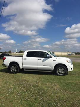 2008 Toyota Tundra for sale in Duncan, OK
