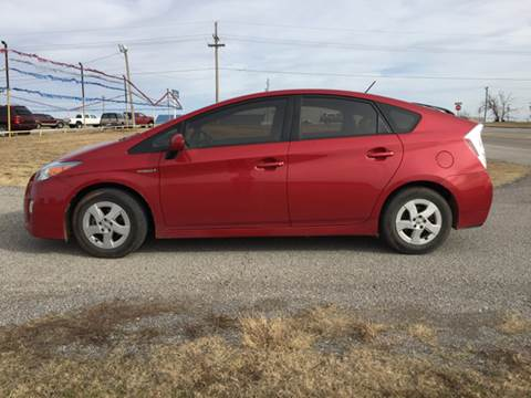 2010 Toyota Prius for sale in Duncan, OK