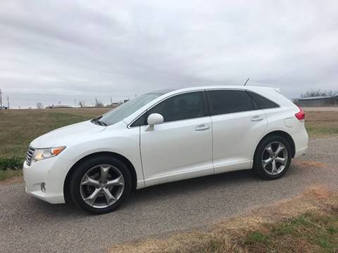 2012 Toyota Venza for sale in Duncan, OK