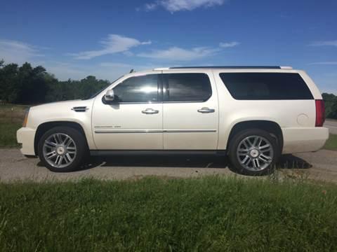 2013 Cadillac Escalade ESV for sale in Duncan, OK