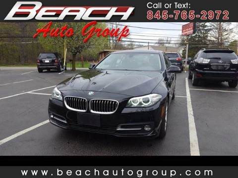 2016 BMW 5 Series for sale in Fishkill, NY
