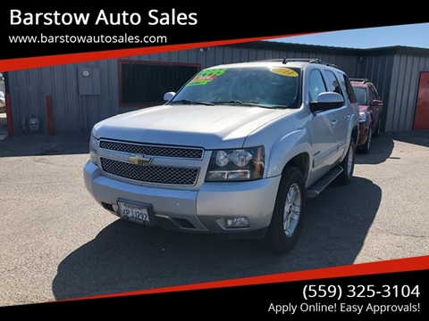 2011 Chevrolet Tahoe for sale in Clovis, CA