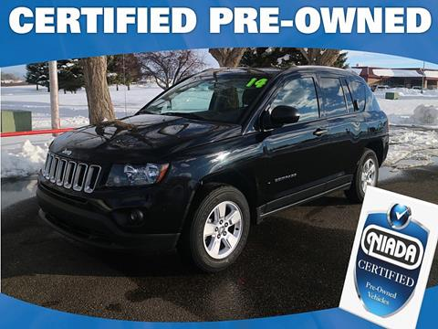 2014 Jeep Compass for sale in Vernal, UT