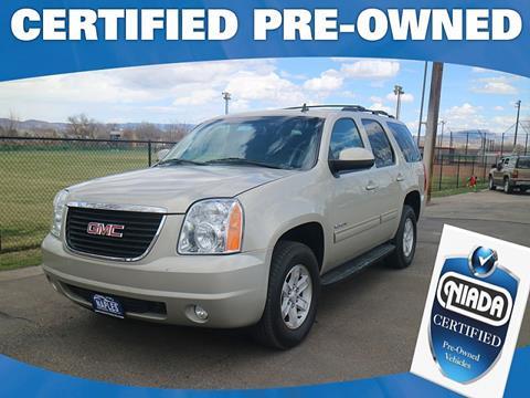 2013 GMC Yukon for sale in Vernal, UT