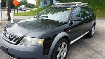 2004 Audi Allroad Quattro for sale in Germantown, OH