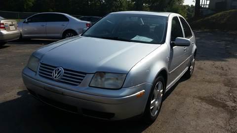 2003 Volkswagen Jetta for sale in Germantown, OH