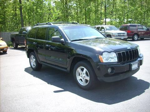2006 Jeep Grand Cherokee for sale in Saratoga Springs NY