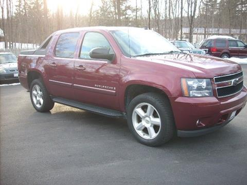 2008 Chevrolet Avalanche for sale in Saratoga Springs, NY