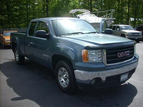 2008 GMC Sierra 1500 for sale in Saratoga Springs NY