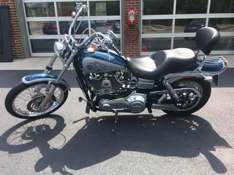 2002 Harley Davidson Dyna Wide Glide