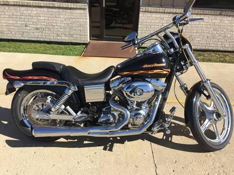2002 Harley-Davidson DYNA WIDE GLIDE SCREAMIN EAGLE