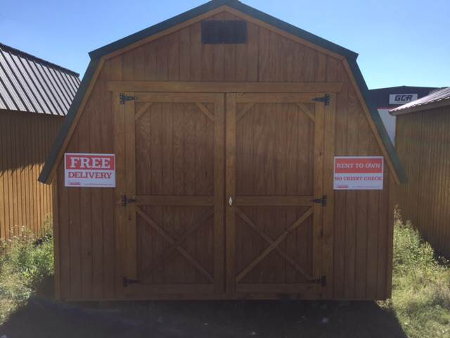 2017 OLD HICKORY BUILDINGS BARN for sale at Krantz Motor City in Watertown SD