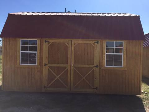 2017 OLD HICKORY BUILDINGS SIDE LOFTED BARN for sale at Krantz Motor City in Watertown SD