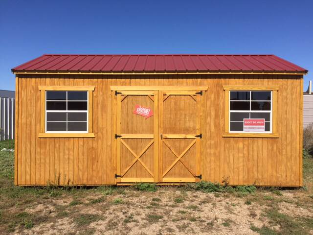 2017 OLD HICKORY BUILDINGS SIDE UTILITY for sale at Krantz Motor City in Watertown SD