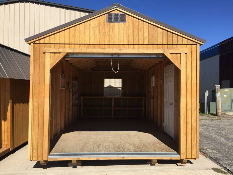 2016 OLD HICKORY BUILDINGS UTILITY GARAGE for sale at Krantz Motor City in Watertown SD