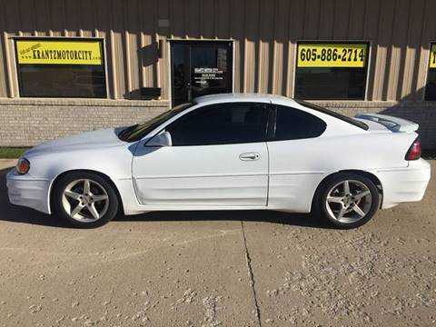 1999 Pontiac Grand Am for sale in Watertown, SD