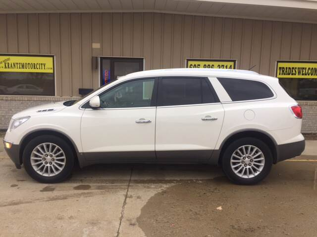 used enclave buick w in for tucker sale cars cxl