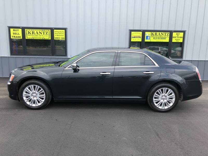2013 Chrysler 300 for sale at Krantz Motor City in Watertown SD