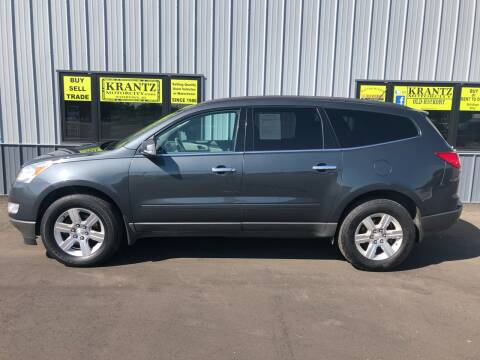 2011 Chevrolet Traverse for sale at Krantz Motor City in Watertown SD