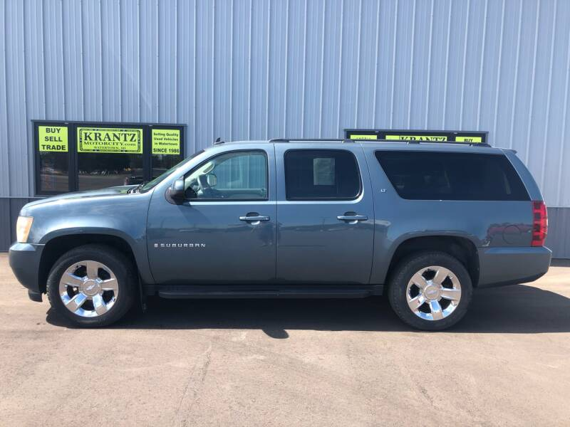 2008 Chevrolet Suburban for sale at Krantz Motor City in Watertown SD