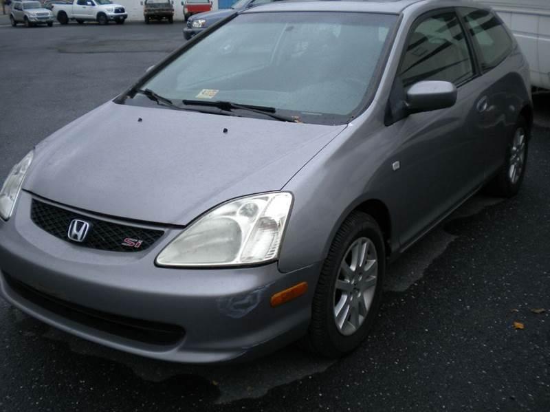 2003 Honda Civic Si 2dr Hatchback - Waynesboro VA
