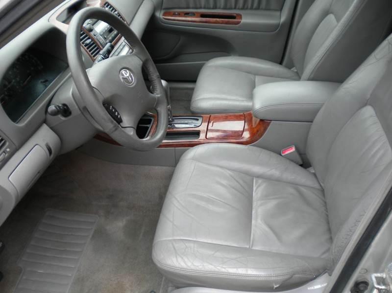 2002 Toyota Camry XLE V6 4dr Sedan - Waynesboro VA