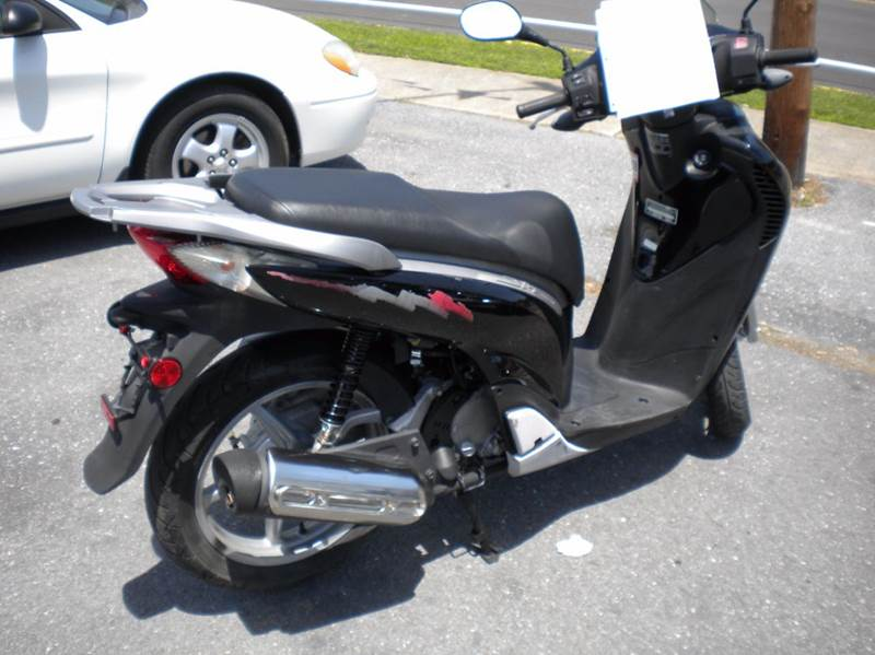 2010 Honda SH150i scooter - Waynesboro VA
