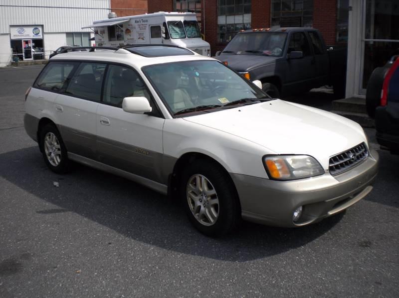 2003 Subaru Outback AWD Limited 4dr Wagon - Waynesboro VA