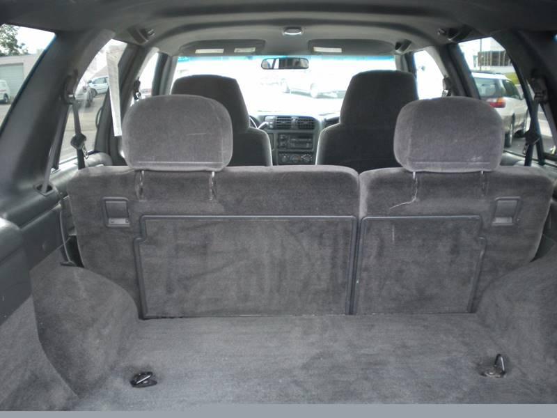 2000 Chevrolet Blazer 4dr LS 4WD SUV - Waynesboro VA