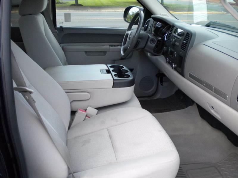 2011 GMC Sierra 1500 Hybrid 4x4 4dr Crew Cab 5.8 ft. SB w/3HA - Waynesboro VA