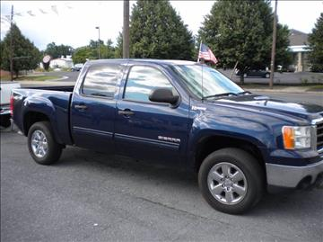 2011 GMC Sierra 1500 Hybrid for sale at Ben Edwards Auto in Waynesboro VA