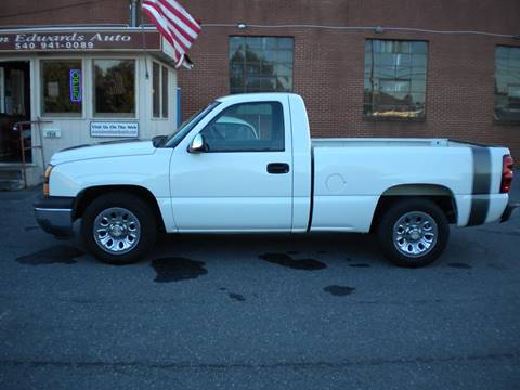 2006 Chevrolet Silverado 1500 for sale in Waynesboro, VA