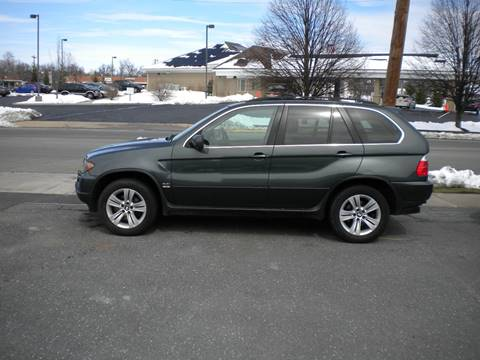2005 BMW X5 for sale at Ben Edwards Auto in Waynesboro VA