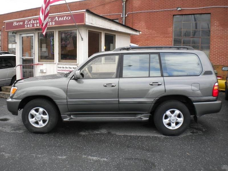 Lovely 2000 Toyota Land Cruiser AWD 4dr SUV   Waynesboro VA
