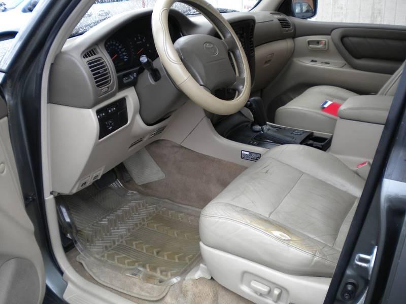2000 Toyota Land Cruiser AWD 4dr SUV - Waynesboro VA