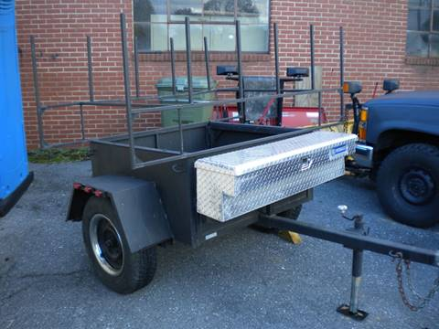 2016 Homemade trailer for sale in Waynesboro, VA