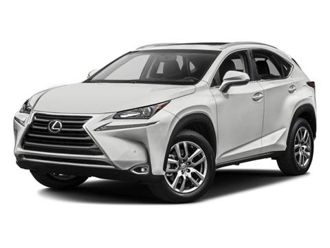 2016 Lexus NX 200t for sale in Pacoima, CA