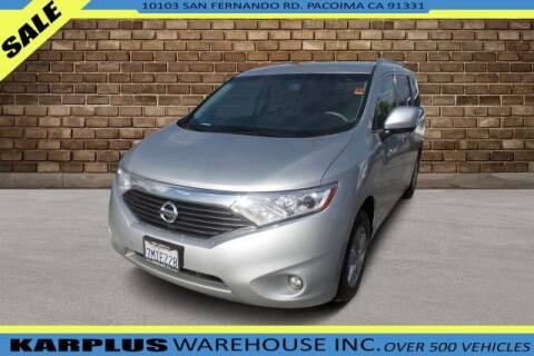2016 Nissan Quest for sale in Pacoima, CA