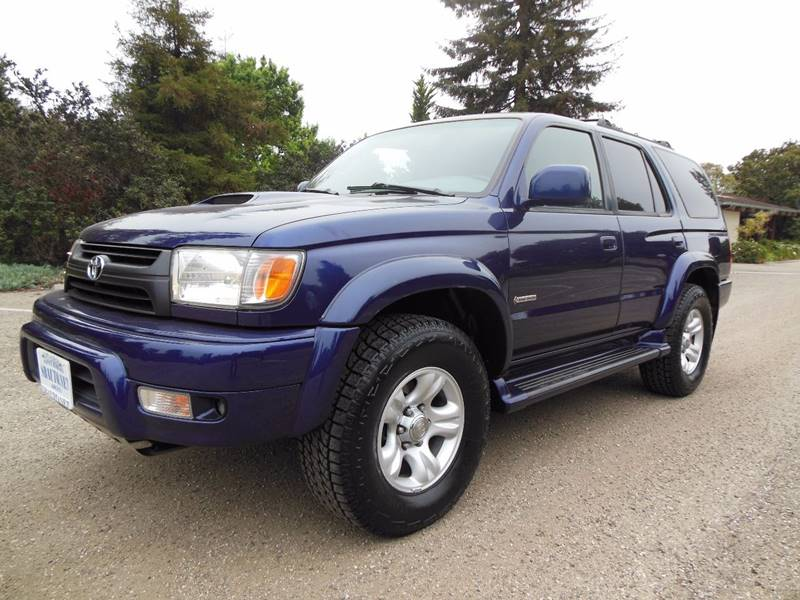 2002 Toyota 4Runner for sale at Santa Barbara Auto Connection in Goleta CA