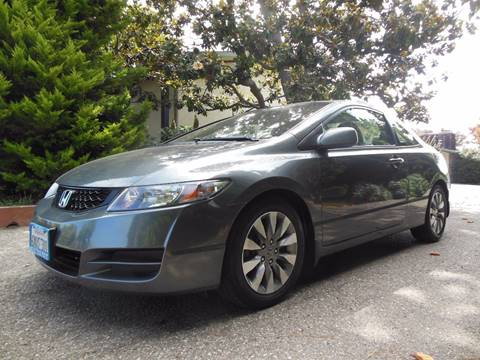 2010 Honda Civic for sale at Santa Barbara Auto Connection in Goleta CA