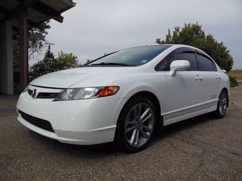 2008 Honda Civic for sale at Santa Barbara Auto Connection in Goleta CA