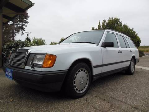 1988 Mercedes-Benz 300-Class for sale at Santa Barbara Auto Connection in Goleta CA