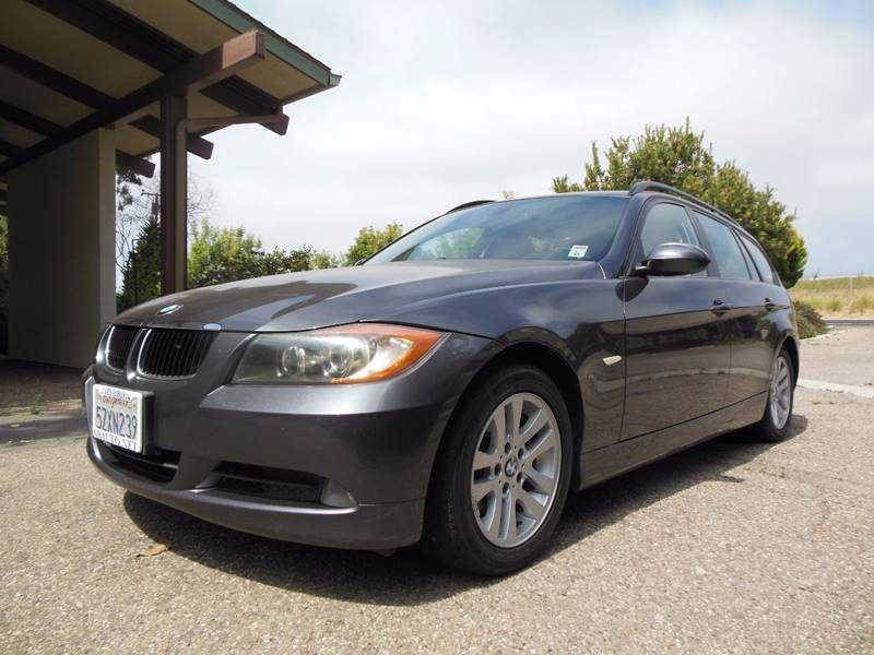 2007 BMW 3 Series for sale at Santa Barbara Auto Connection in Goleta CA