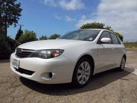 2009 Subaru Impreza for sale at Santa Barbara Auto Connection in Goleta CA