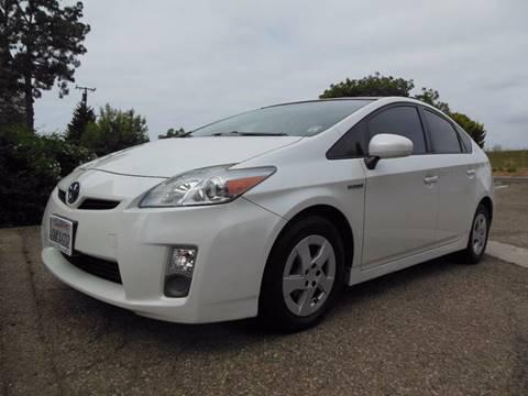 2010 Toyota Prius for sale at Santa Barbara Auto Connection in Goleta CA