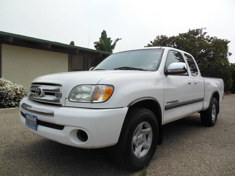 2003 Toyota Tundra For Sale At Santa Barbara Auto Connection In Goleta CA